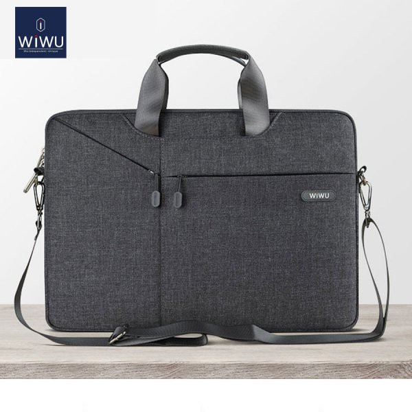 Túi Đeo Chống Sốc WiWu Sleeve Case Laptop, Macbook (T053)