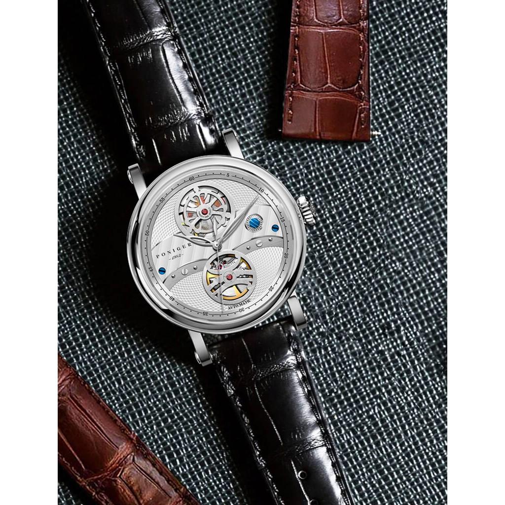 Đồng hồ nam chính hãng Poniger P8.17-2