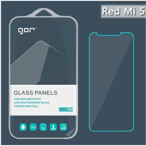 Xiaomi Redmi 5_ Cường lực trong suốt không full chính hãng GOR