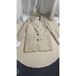 [ẢNH THẬT] Áo Blazer trắng size M