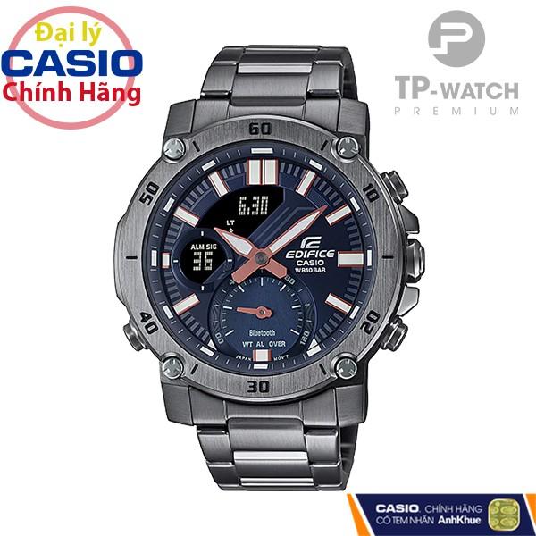 Đồng Hồ Nam Casio Edifice ECB-20DC-1ADF Chính Hãng | Casio Edifice ECB-20DC-1A Bluet