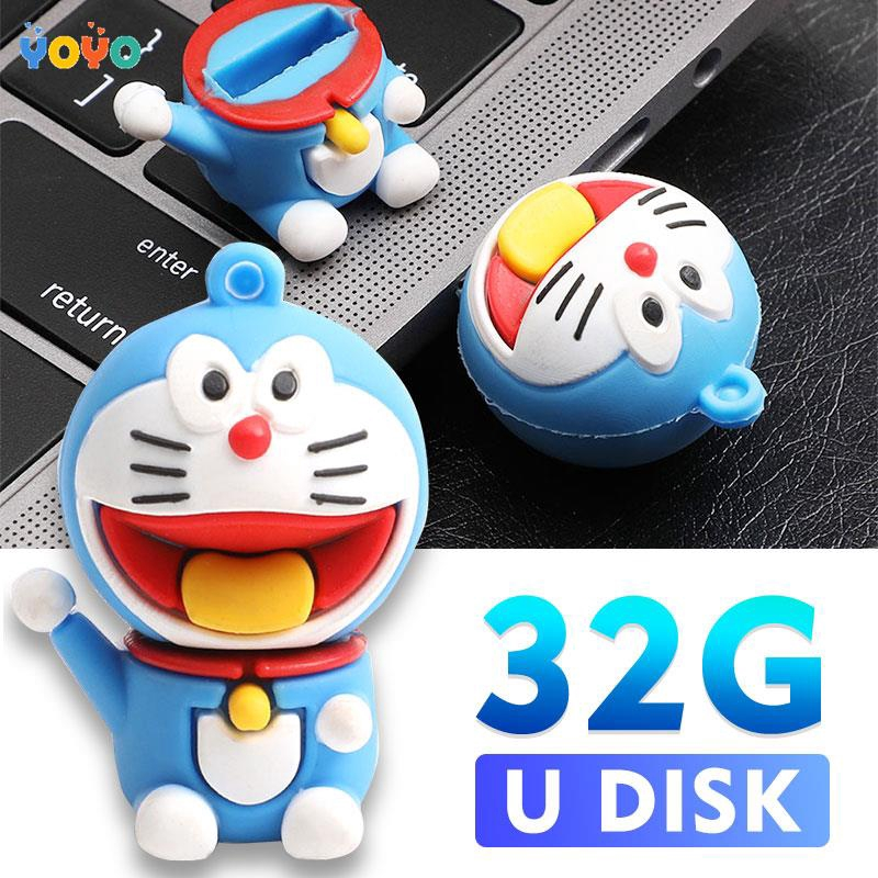 COD! U Disk Durable Music Laptop 32G Memory Stick 2 in 1 Giá chỉ 199.870₫