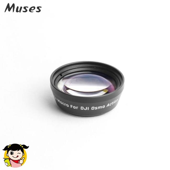 Camera Mirror Lens for DJI OSMO Action Camera Fisheye Macro Lens for DJI OSMO Action Camera Lens