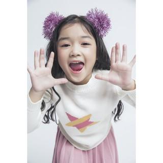 IVY moda áo len bé gái MS 58G0189