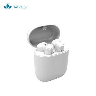 [Mã 2404EL10K giảm 10K đơn 20K] Tai nghe Bluetooth MiLi PhoneMate - HE-G33 pro (màu Trắng)