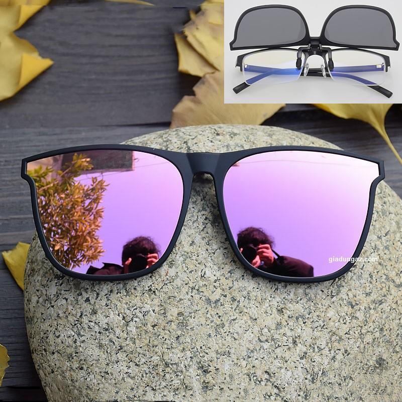 Kính râm kẹp, Kính râm cận thời trang – Phân cực Polarized, UV 400