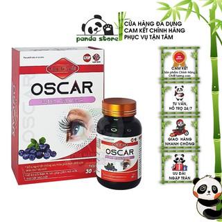 Viên uống bổ mắt Oscar Vạn Tam bổ sung Vitamin A và Lutein giúp sáng mắt cải thiện thị lực hỗ trợ giảm mờ khô mỏ thumbnail