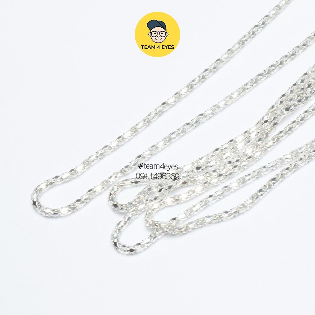 [Mã FA8K giảm 8K đơn 50K] [ Ảnh thật ] Dây đeo kính [Chain] thời trang hợp kim