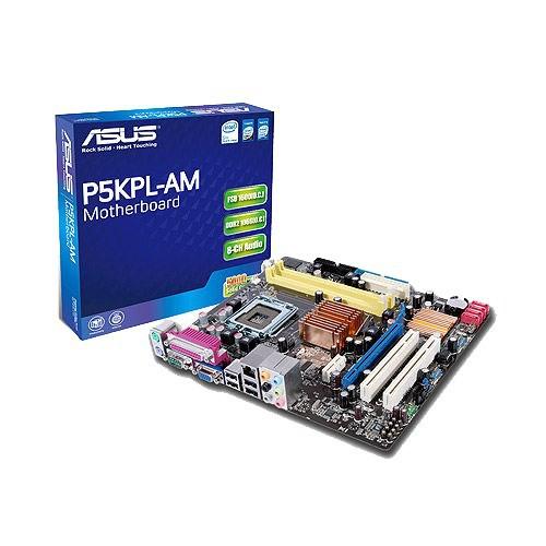 LGA775 - G31 | Motherboard Asus P5KPL-AM