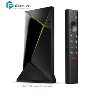 nvidia shield tv pro 2019 – android tv box mạnh nhất thế giới