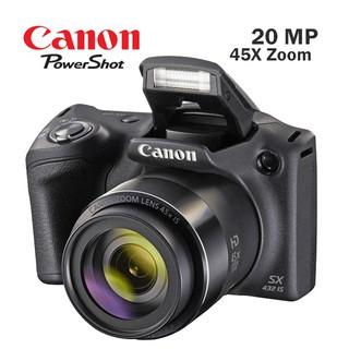 Máy Ảnh Canon PowerShot SX 430 IS Hàng Chính Hãng