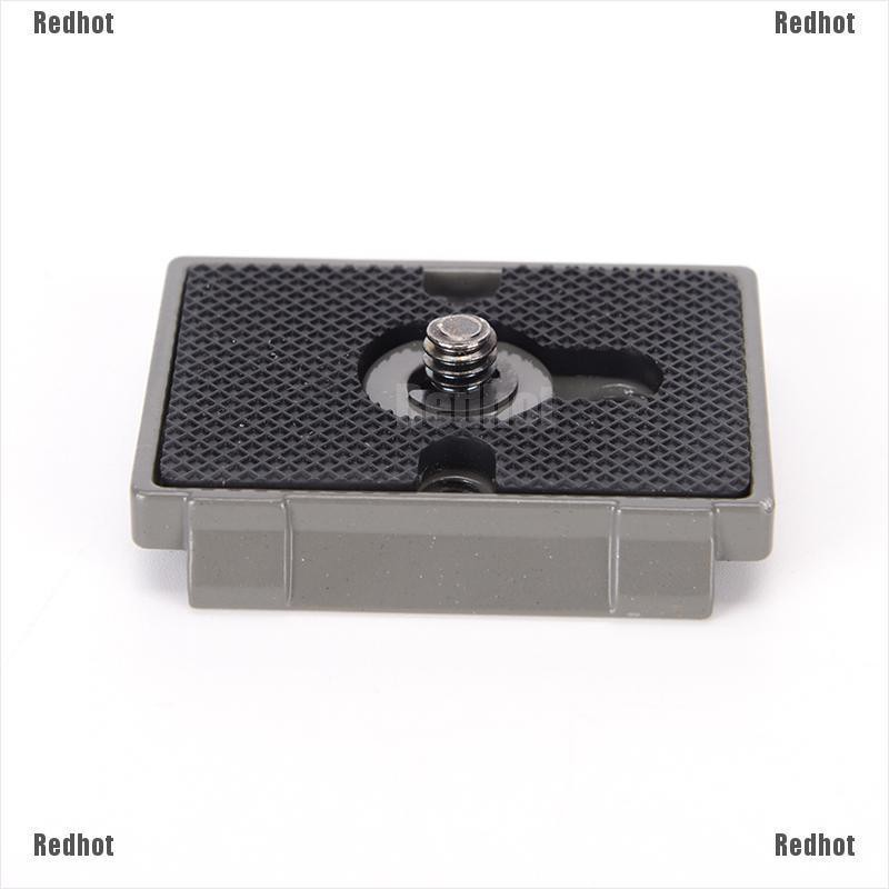 Redhot Pop DSLR Camera Tripod Quick Release QR Plate for Manfrotto 200PL-14 496 486 804 RC2