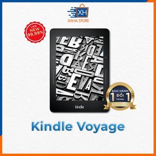 [Mã ELMSHX03 hoàn 6% xu đơn 2TR] Máy đọc sách Kindle Voyage - like new 99,99% [ Mua kèm túi chống sốc giá 0đ ] thumbnail