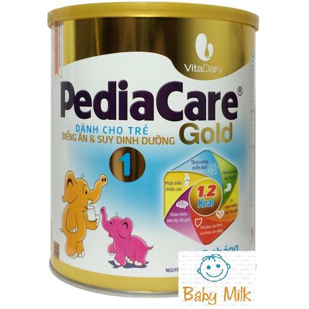 Sữa PediaCare Gold 1 (900g) (date 2020)