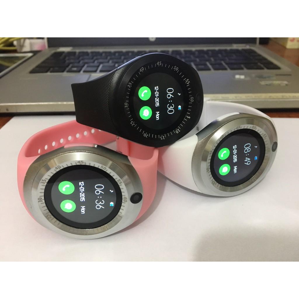 đồng hồ thông minh Y1 plus- có camera