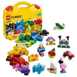 VALI LEGO CLASSIC 10713 – Cặp Xách Xếp hình 213 mảnh ghép