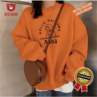 Áo Sweater hoạ tiết HELLO Ookinawa cho nam và nữ thumbnail