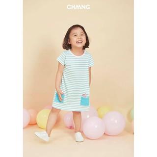 Váy baby Shark kẻ bé gái Chaang thumbnail
