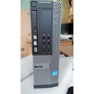 #Máy #Bộ #Dell #Optiplex_9010sff ( CPU-I7-3770/RAM-4GB/SSD-120GB/WiFI ) Full Box