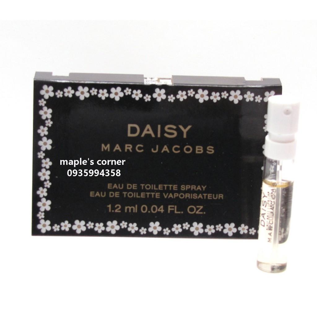 Vial nước hoa daisy marc Jacob 1.2ml