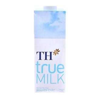 Sữa tươi tiệt trùng Nguyên Chất 1 Lít