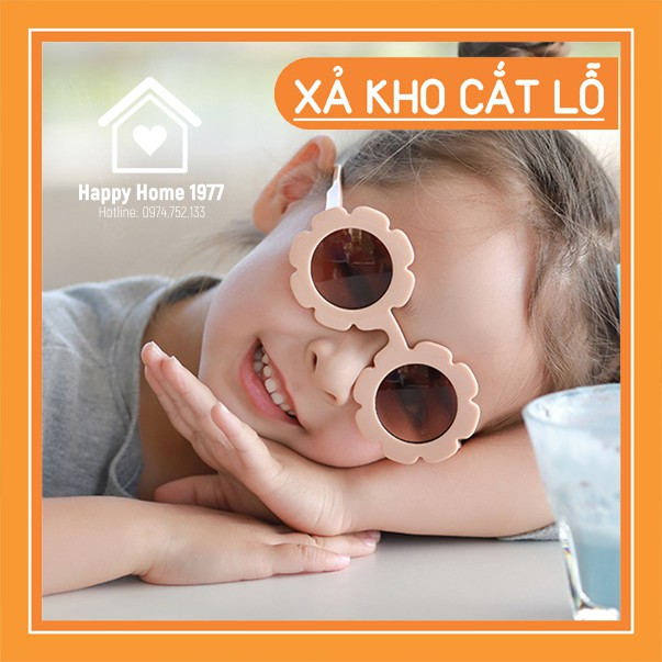 [THSP41] Kính mắt thời trang cho bé gái Happyhome ⚡🔥[SIÊU SALE][SIÊU XINH]💕❣️Kính mắt cho bé chống tia UV