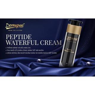 Kem dưỡng Dermapeel Peptide – Dermapeel Peptide waterful Cream Chống lão hóa da Hàn Quốc