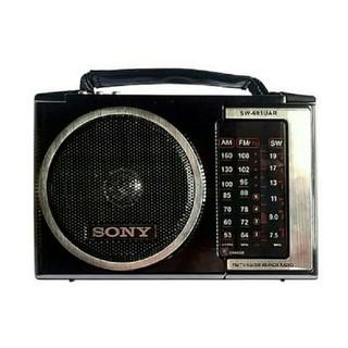 Radio chuyên dụng Sony SW-601UAR 4 band có bluetooth