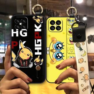 Ốp Điện Thoại Chống Rơi Thiết Kế Sáng Tạo Cho Huawei Nova 8 Se