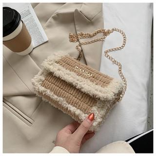 Túi xách len tự đan - Túi len handmade tự đan hot TIKTOK (Có video hướng dẫn + Có thể nhờ Shop đan)
