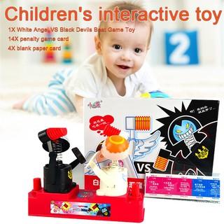 ҉Angel Demon Hammer Knock Parent-Child Interactive Toy