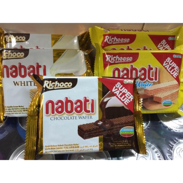 10 gói bánh xốp Nabati - 3219156 , 316688569 , 322_316688569 , 58000 , 10-goi-banh-xop-Nabati-322_316688569 , shopee.vn , 10 gói bánh xốp Nabati