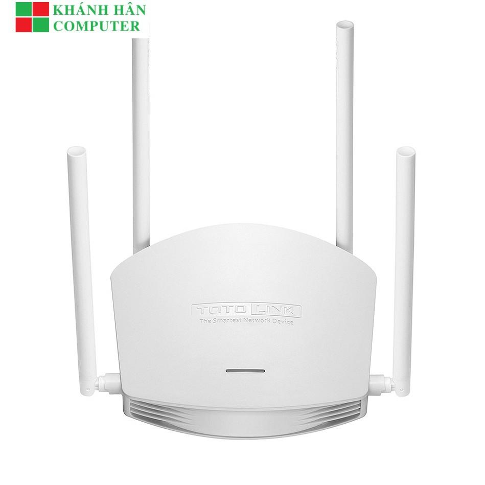 Bộ phát Wifi Totolink N600R - BH chính hãng 24 tháng
