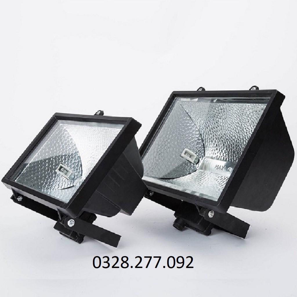 Đèn Halogen - Bộ đèn halogen philips 500w