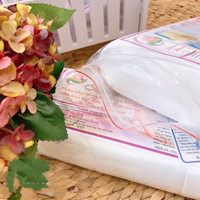 Khăn Vải Khô Đa Năng - Giấy  Khô Đa Năng Baby  Hiền Trang,Chất Vải Mềm Không Hóa Chất gói 220g