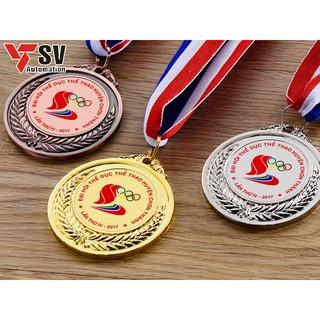 huy chương kim loại