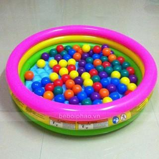 Bể bơi phao cho bé Intex 57422