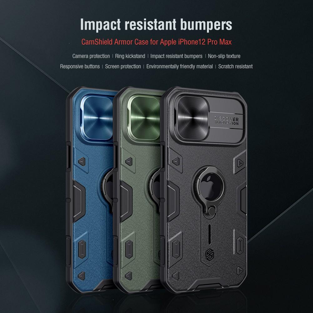 6. Ốp Điện Thoại Bảo Vệ Camera Dành Cho iPhone 12 Pro Max/ Mini