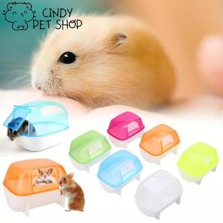 Nhà tắm nhỏ gọn cho Hamster thumbnail