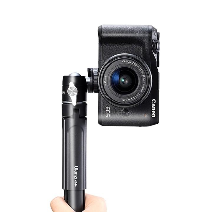[Mã SKAMPUSHA7 giảm 8% đơn 250k]Tripod mini U-Vlog cho điện thoại và máy ảnh Ulanzi