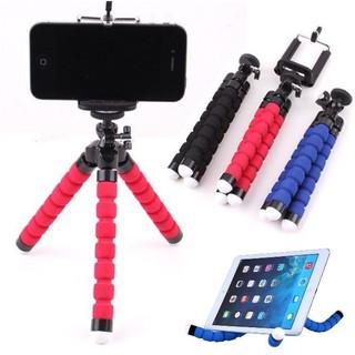 [Giá Sốc] Giá đỡ điện thoại bạch tuộc 3 chân chụp ảnh, xem phim