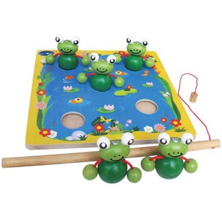 Câu ếch Winwintoys 65362