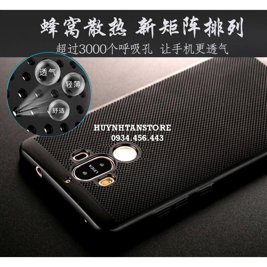Huawei Mate 9 _ Ốp nhựa tản nhiệt full cạnh 360