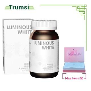Viên uống Trắng Da, Bổ sung Collagen Hỗ trợ làm Đẹp Da, Mờ Nám - Luminous White . Hộp 60 viên thumbnail