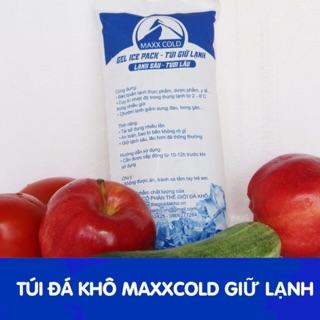 Đá khô túi MaxxCold 300g giữ lạnh thực phẩm, sữa, bỏ quạt điều hoà