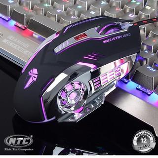 Chuột game LIMEIDE V2 led đa màu-DPI lên đến 3200 thumbnail