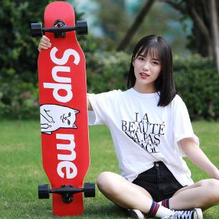 Ván Trượt Skateboard Màu Hồng