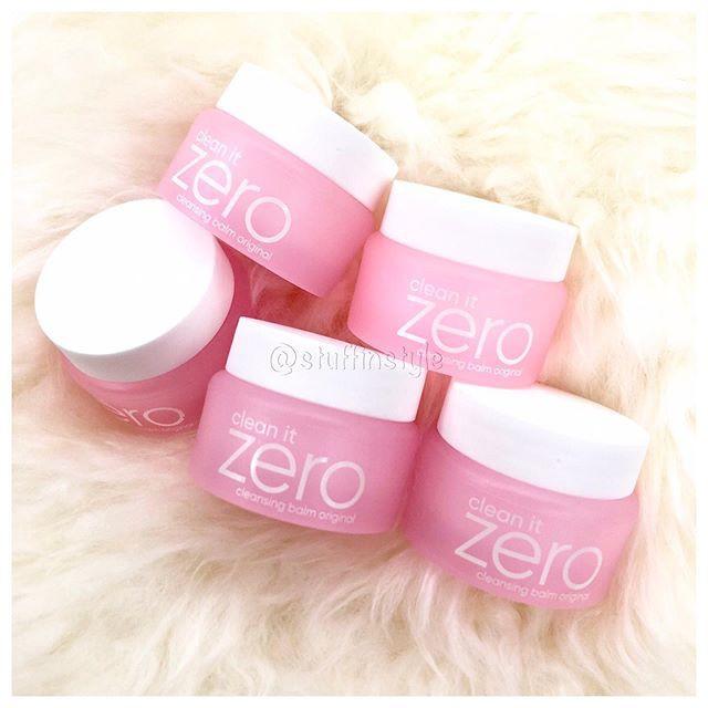 Sáp tẩy trang Clean It Zero mini size 7ml