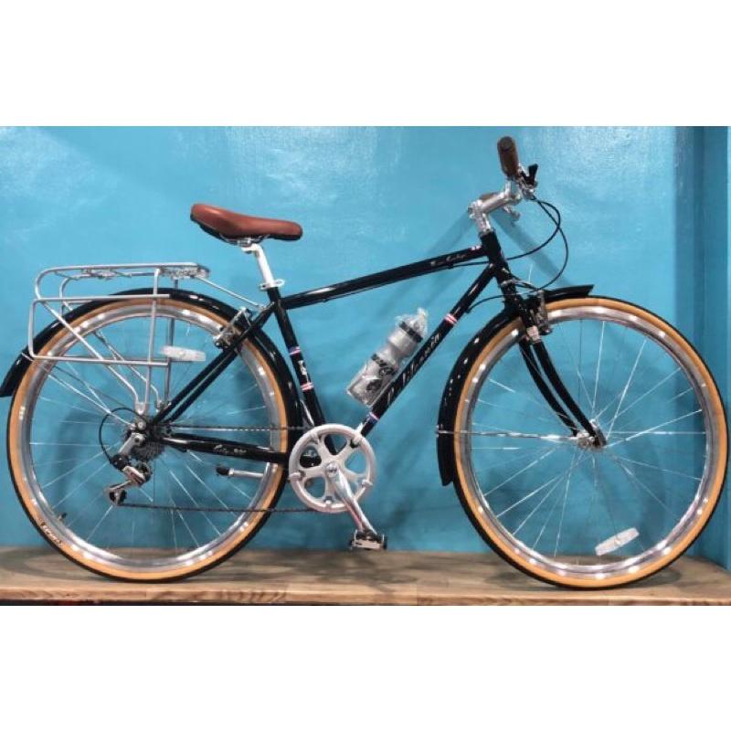 (Sỉ Lẻ ) Xe đạp thể thao-Xe đạp đường phố California City 200 700C bộ chuyển động cao cấp shiamo.