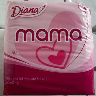 Diana Mama – Dành cho bà mẹ sau sinh 12 miếng